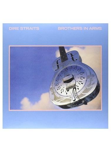 ESEN Elektronik Dire Straits - Brothers in Arms LP Plak Renkli